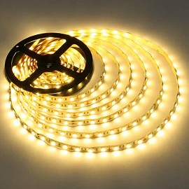 LED Strip Light / 5050SMD / 60LED / 14.4W / 12V / 2700K / IP20