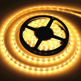 LED Strip Light / 3528SMD 120LED / 9.6W / 12V / 3000K / IP67
