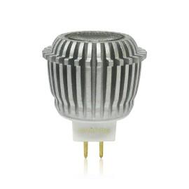 LED MR11 / 2.5W / 2650-3050K / 45D / GX5.3