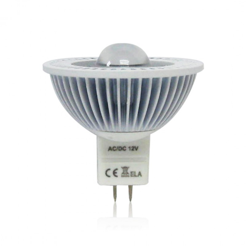 LED MR16 / 3W / Red / 30D / GU5.3