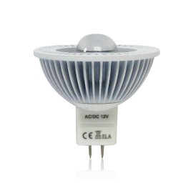 LED MR16 / 4W / Green / 30D / GU5.3