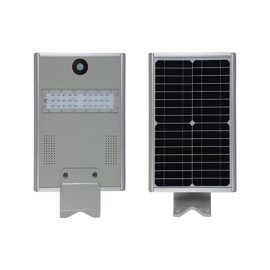 Solar LED street light all in one 15W