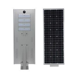 All in one Solar LED Street Light 80W